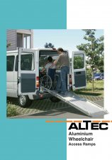 Rampkatalog - Wheelchair ramps